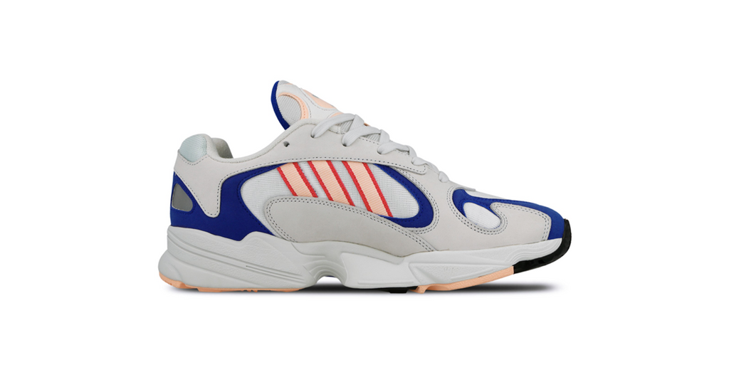 adidas Yung-1 'Clear Orange Royal' | Foot Placard