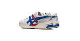Onitsuka Tiger Delegation EX 'White - Electric Blue' | Foot Placard