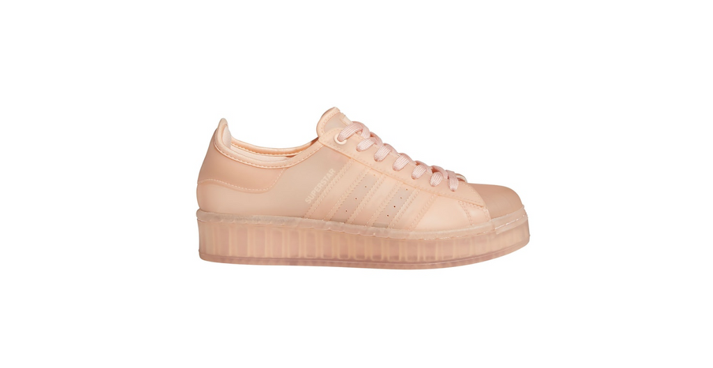adidas Superstar Jelly 'Vapor Pink' | Foot Placard