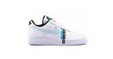 Nike Air Force 1' 07 'Worldwide Pack' Blue Fury | Foot Placard