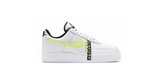 Nike Air Force 1' 07 'Worldwide Pack' Barley Volt | Foot Placard