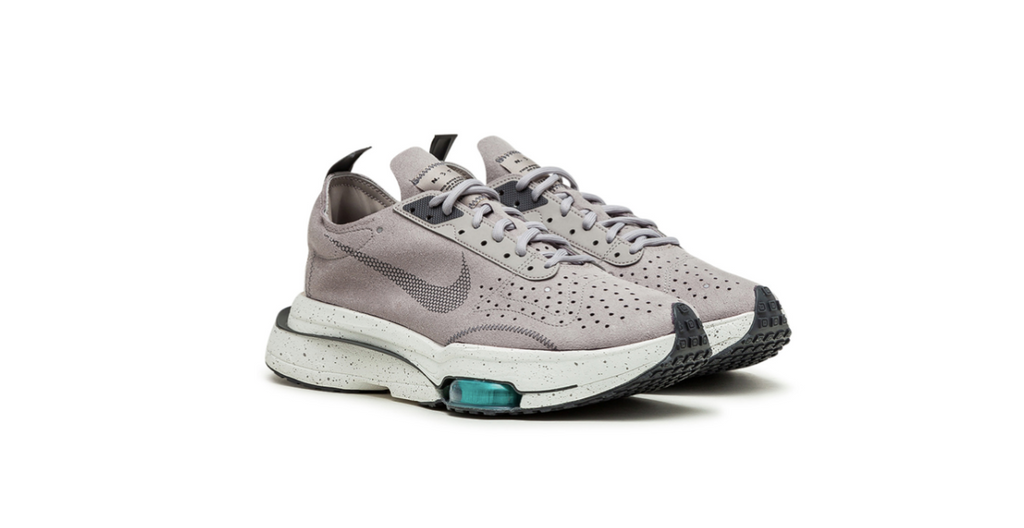 Nike Air Zoom-Type 'College Grey - Hyper Jade' |  Foot Placard