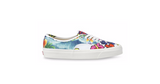 Vans Anaheim Factory Authentic 44 DX 'Floral Mix' | Foot Placard
