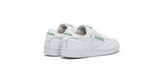 Reebok Club C 85 'White - Glen Green' | Foot Placard