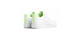 Nike Air Force 1 '07 LV8 3 'White - Barley Volt' | Foot Placard