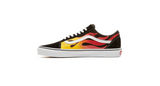 Vans Flame Old Skool | Black-White