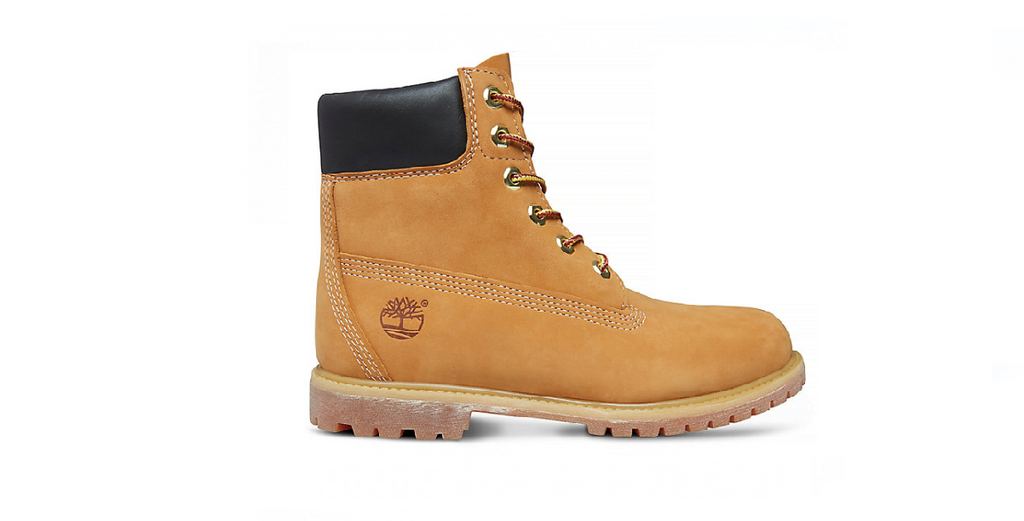 Timberland Premium 6-Inch Boot Women in Wheat Yellow