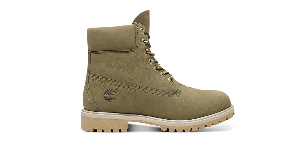 Timberland Premium 6-Inch Boot Men in Green