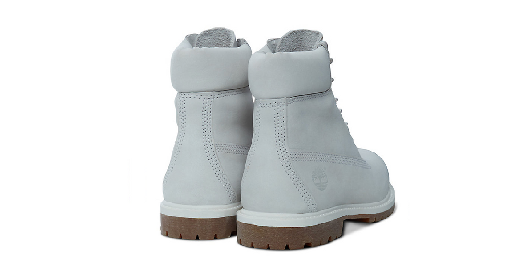 Timberland Premium 6-Inch Boot Women in Pale Grey