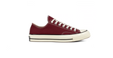 Converse Chuck 70 Classic Low in Dark Burgundy