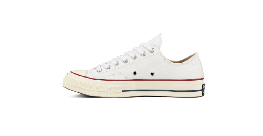 Converse Chuck 70 Classic Low in White