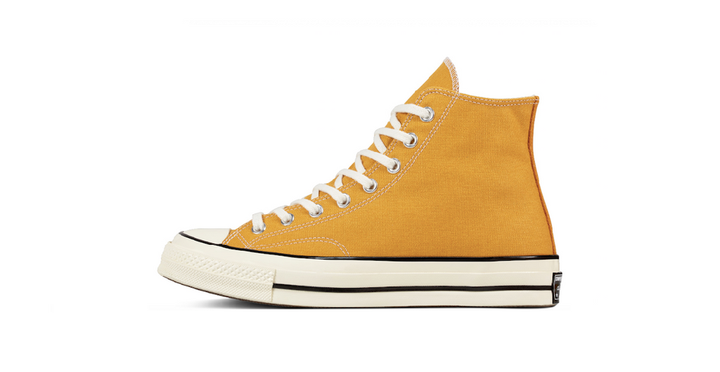 Converse Chuck 70 Classic High in Sunflower