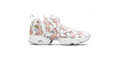 Reebok Instapump Fury LA White | Foot Placard
