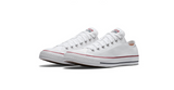 Converse Chuck Taylor All Star Low White | Foot Placard