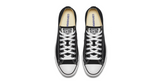 Converse Chuck Taylor All Star Low Black | Foot Placard