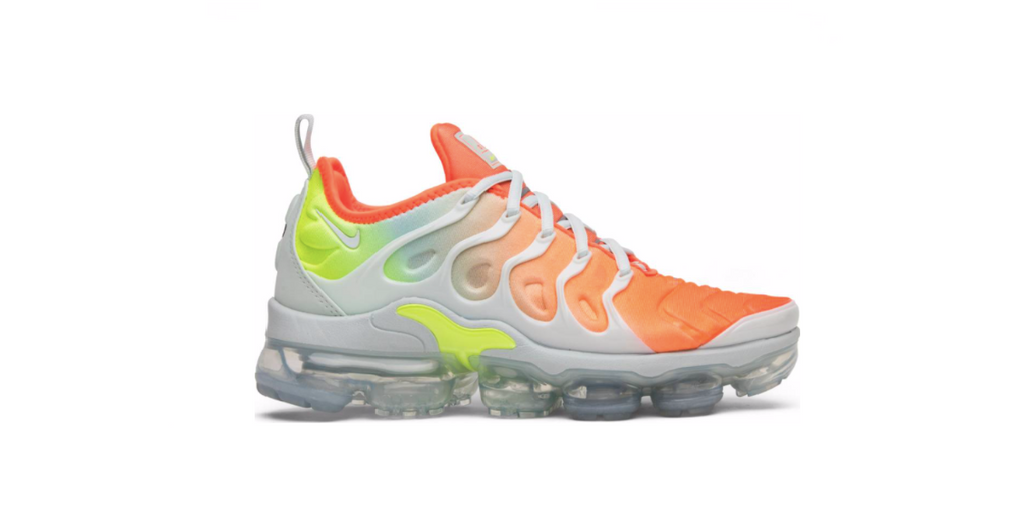 Nike Air VaporMax Plus 'Reverse Sunset' | Foot Placard