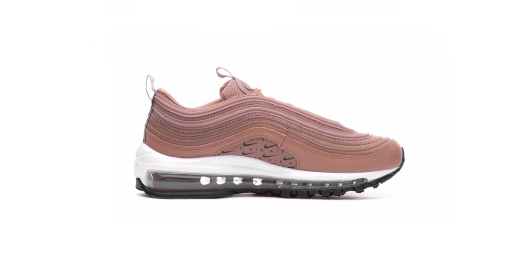 Nike Wmns Air Max 97 LX 'Desert Dust - Black' | Foot Placard