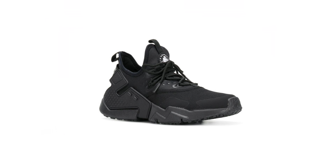 Nike Air Huarache Drift 'Black' | Foot Placard