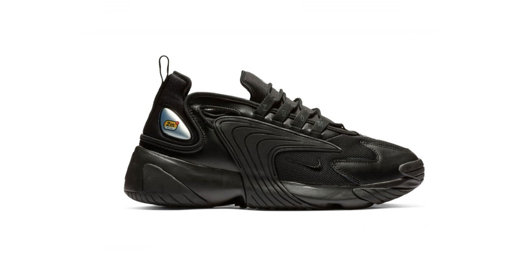 Nike Zoom 2k 'Black - Anthracite' | Foot Placard
