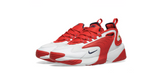 Nike Zoom 2k 'University Red - White' | Foot Placard