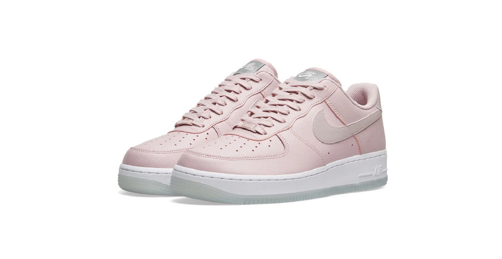 Nike Wmns Air Force 1 '07 Essential 'Plum Chalk' | Foot Placard