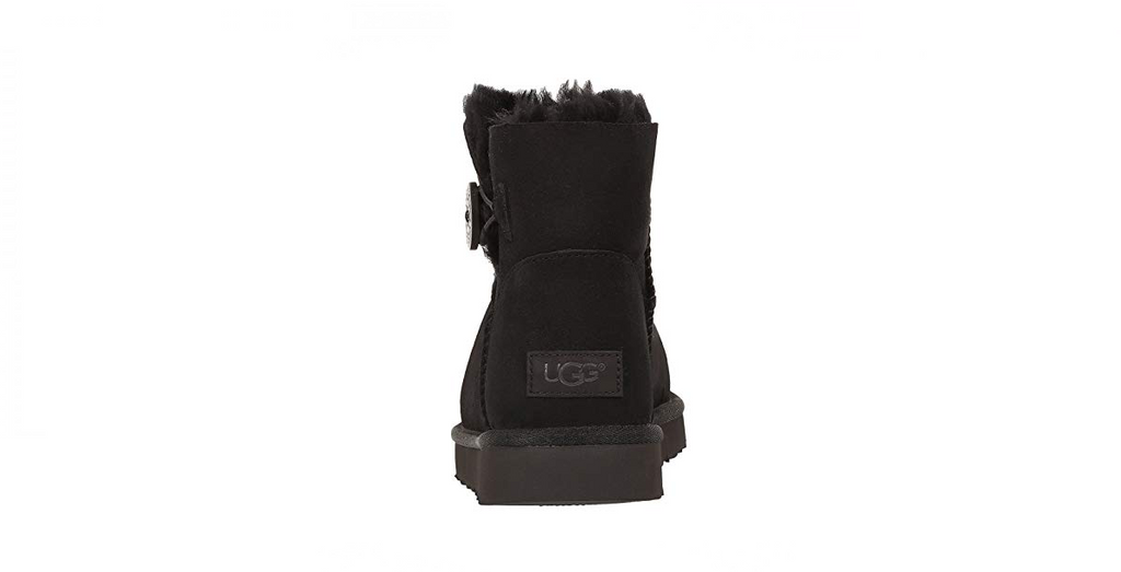 UGG Mini Bailey Button ll Boot | Black