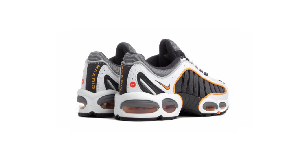 Nike Air Max Tailwind IV 'Metro Grey - White' | Foot Placard