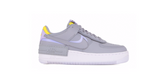 Nike Wmns Air Force 1 Shadow 'Wolf Grey' | Foot Placard