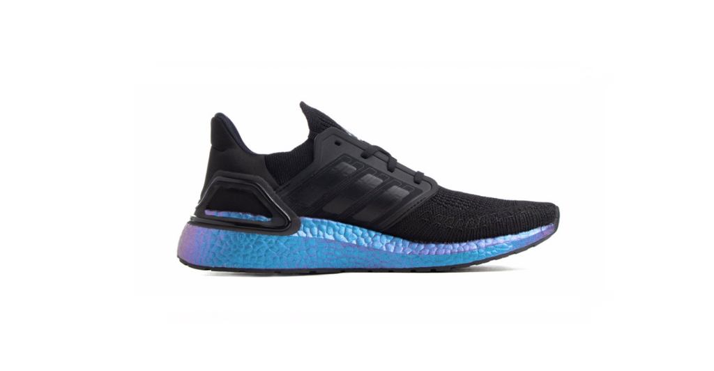 adidas Ultraboost 20 'Core Black' | Foot Placard