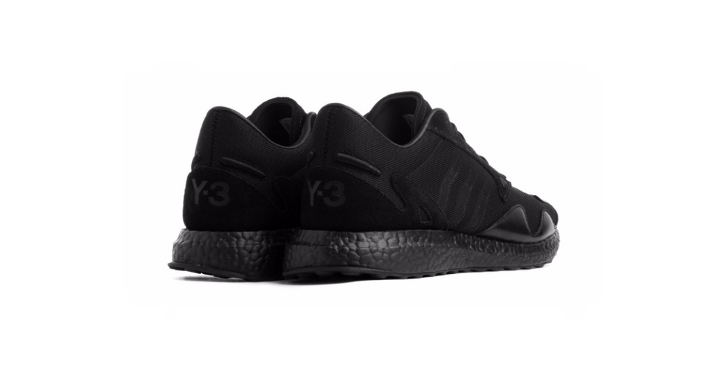 Y-3 Rhisu Run 'Black' | Foot Placard
