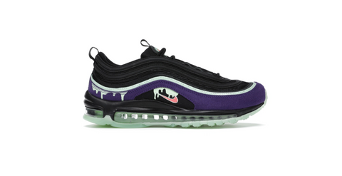 Nike Air Max 97 | Black - Court Purple DC1500-001