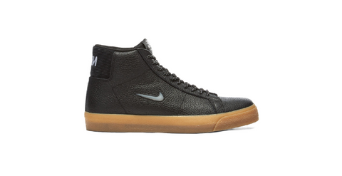 Nike SB Zoom Blazer MID PRM C | Black - Brown CU5283-001