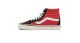Vans Sk8 Hi Anaheim Factory 38 DX | Red-Black