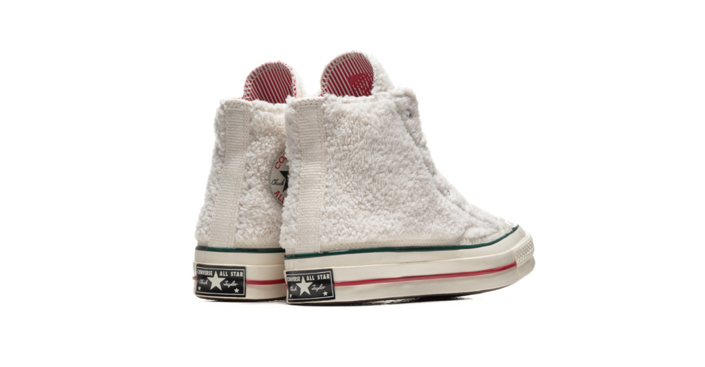 Converse Winter Holidays Chuck 70 High | Egret 170048C