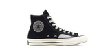 Converse Chuck 70 High 'Black - Grey' | Foot Placard