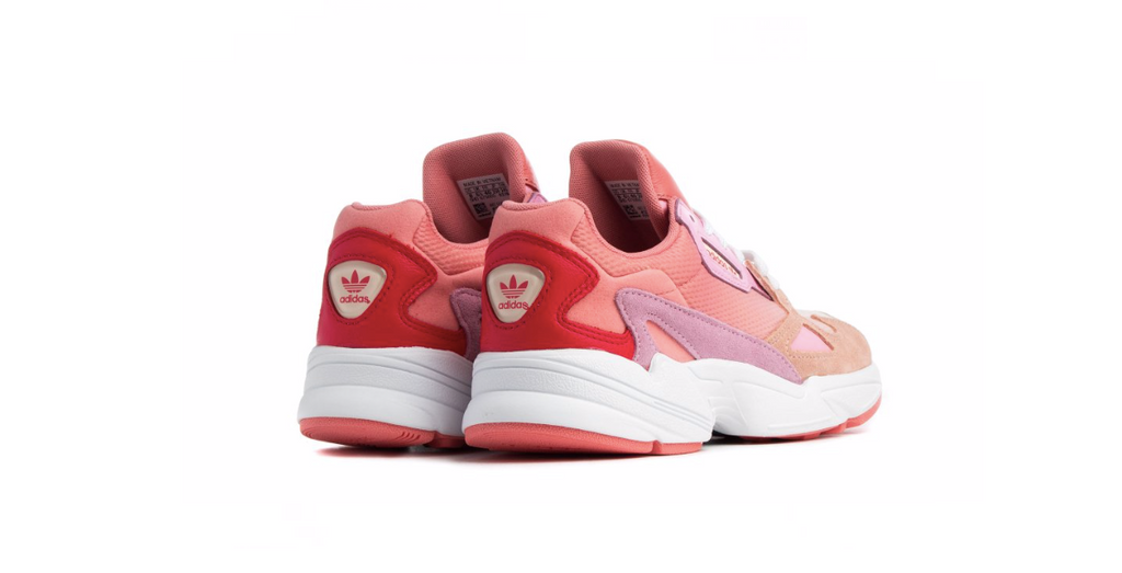 adidas Wmns Falcon 'Icey Pink' | Foot Placard