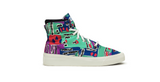 Converse x Fear Of God SKID Grip High 'Multicolor' | Foot Placard