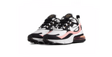 Nike Wmns Air Max 270 React 'Coral Black' | Foot Placard