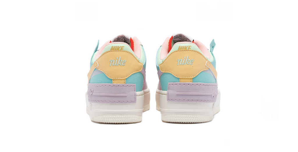 Nike Wmns Air Force 1 Shadow 'Pale Ivory' | Foot Placard