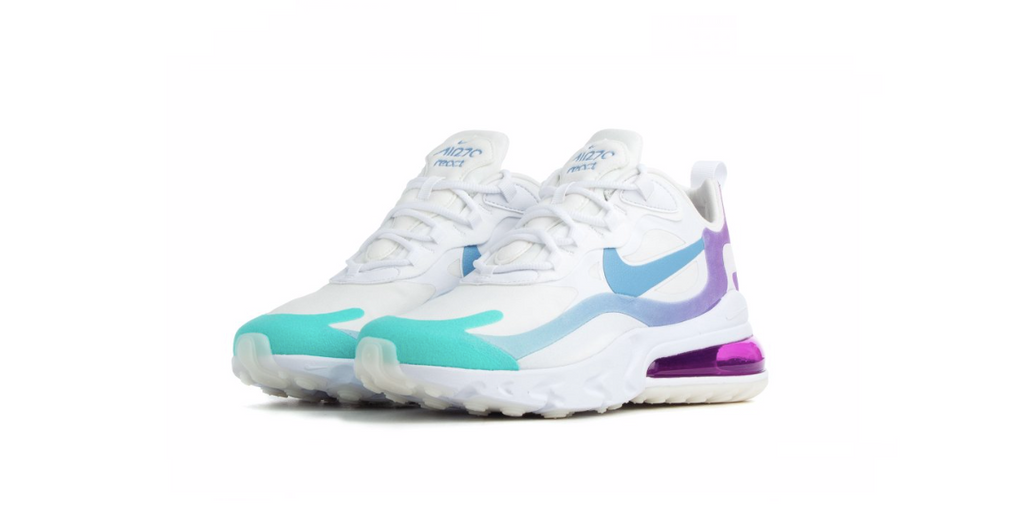 Nike Wmns Air Max 270 React 'Aurora Green'