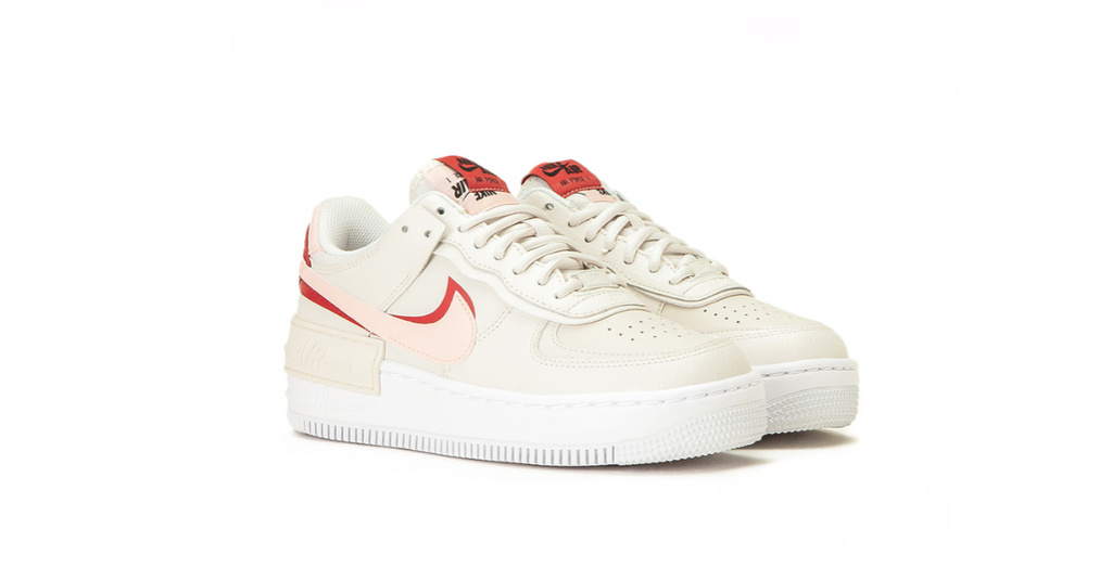 Nike Wmns Air Force 1 Shadow 'Phantom' | Foot Placard