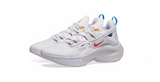 Nike Signal DIMSIX | White - Red Orbit