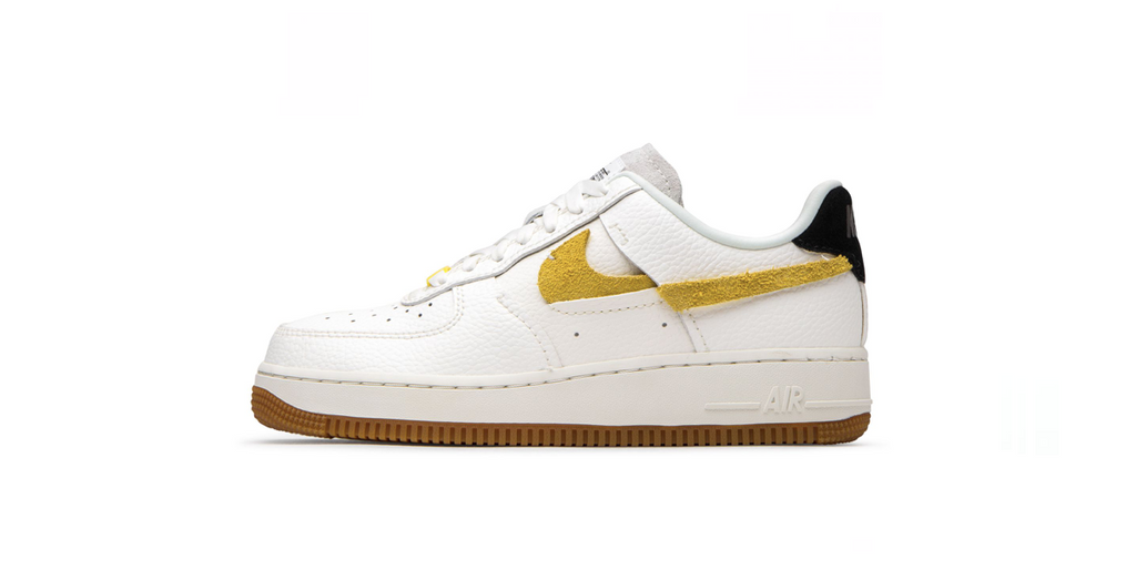 Nike Wmns Air Force 1 '07 LXX | Sail Chrome Yellow