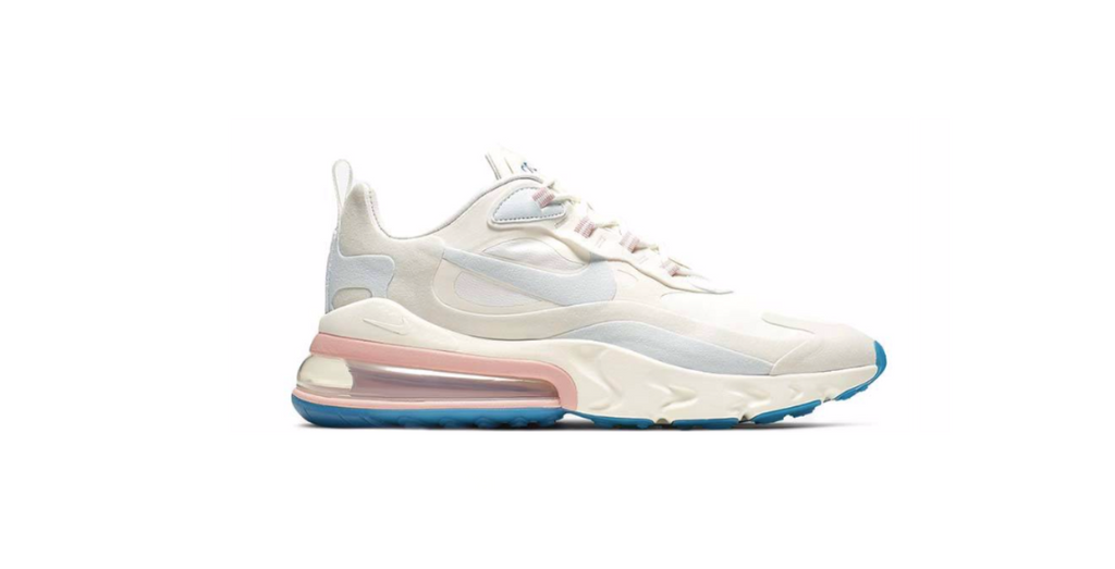 Nike Air Max 270 React (American Modern Art) | Foot Placard