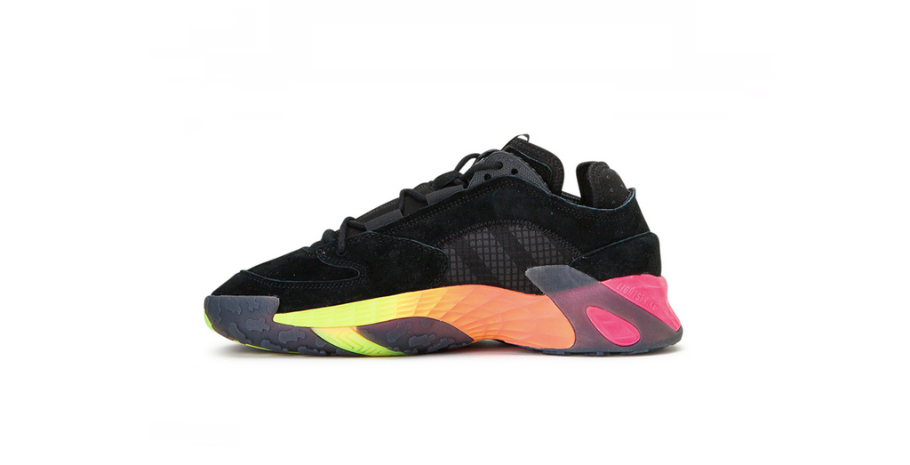 adidas Streetball 'Core Black' | Foot Placard