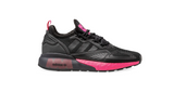 adidas Originals ZX 2K Boost  'Core Black - Shock Pink' | Foot Placard