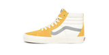 Vans Retro Sport Sk8-Hi 'Gold - Marshmallow' | Foot Placard