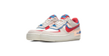 Nike Wmns Air Force 1 Shadow | Sail - University Red CU8591-100