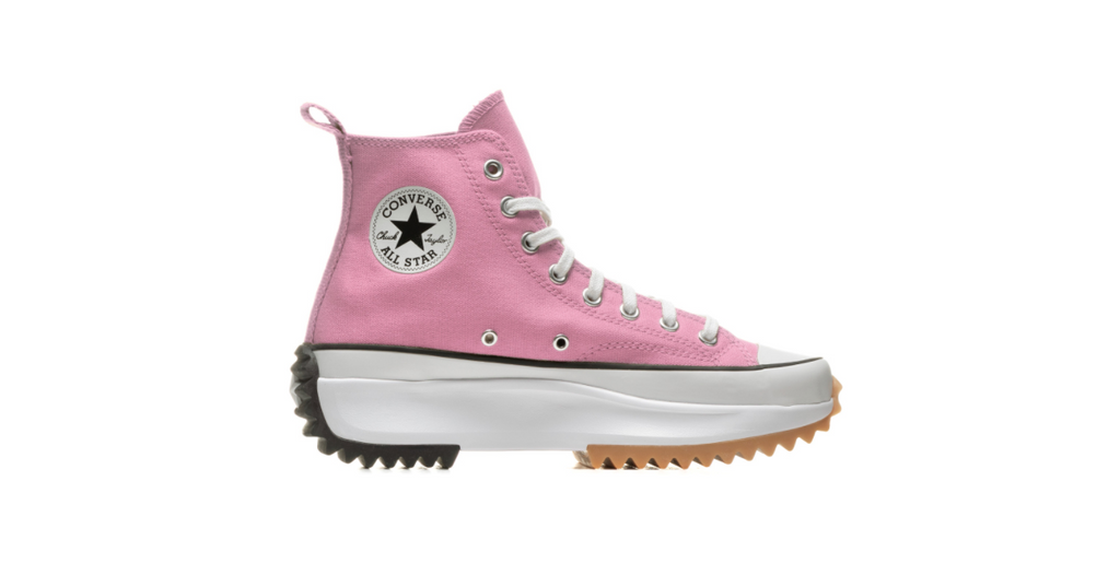 Converse Run Star Hike High | Lotus Pink