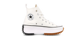 Converse Run Star Hike High | White - Black